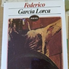 Libros de segunda mano: POESIA. - GARCIA LORCA, FEDERICO.. Lote 173759855