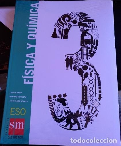FISICA Y QUIMICA. 3º ESO. - PUENTE/REMACHA/VIGUERA, JULIO/MARIANO/JESUS ANGEL. (Libros de Segunda Mano (posteriores a 1936) - Literatura - Narrativa - Otros)