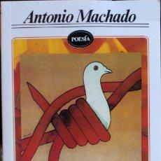 Libros de segunda mano: POESIA. - MACHADO, ANTONIO.. Lote 173718685