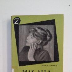 Libros de segunda mano: MAS ALLA. - JOHN GALSWORTHY. EDITORIAL JUVENTUD. TDK400. Lote 174062499