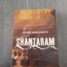 Libros de segunda mano: SHANTARAM DE GREGORY DAVID ROBERTS. Lote 174095143