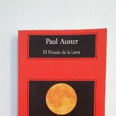Libros de segunda mano: EL PALACIO DE LA LUNA. - PAUL AUSTER. TDK401. Lote 174123787