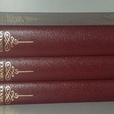 Libros de segunda mano: CLÁSICOS AFANÍAS LA PICARESCA ESPAÑOLA 3 TOMOS - ARM25. Lote 174340475