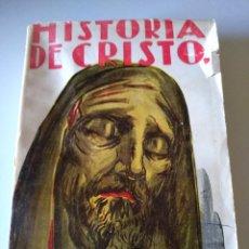 Libros de segunda mano: LIBRO HISTORIA DE CRISTO GIOVANNI PAPINI BUENOS AIRES 1931. Lote 174522560