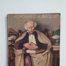 Libros de segunda mano: GOBSECK, EL AVARO. - HONORE HONORATO DE BALZAC. TDK411. Lote 174550504