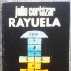 Libros de segunda mano: RAYUELA - JULIO CORTAZAR. EDHASA 1984. Lote 175075080