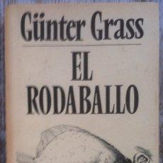Libros de segunda mano: EL RODABALLO - GUNTHER GRASS - CIRCULO DE LECTORES 1991. Lote 175161130