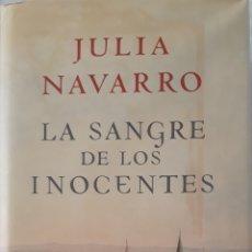 Libros de segunda mano: LA SANGRE DE LOS INOCENTES. Lote 175194798