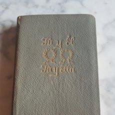 Libros de segunda mano: LIBRO JOAQUÍN ASPIAZU TÚ Y ÉL TÚ Y ELLA 1942. Lote 175241070