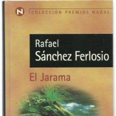 Libros de segunda mano: RAFAEL SÁNCHEZ FERLOSIO : EL JARAMA. (PLANETA DEAGOSTINI, COL. PREMIOS NADAL, 1999). Lote 175317174