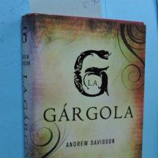 Libros de segunda mano: LA GÁRGOLA. DAVIDSON, ANDREW. ED. SEIX BARRAL. BARCELONA 2008. Lote 175393098