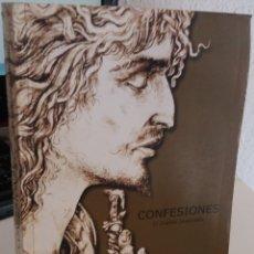 Libros de segunda mano: CONFESIONES. EL DIABLO ILUSTRADO / RAREZA. Lote 205648152