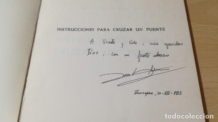 Libros de segunda mano: CANTOS DE TIERRA Y VERSO - JOSE VERON GORMAZ - DEDICATORIA AUTOGRAFA - INSTITUCION FERNADO EL CATOLI - Foto 5 - 175545207