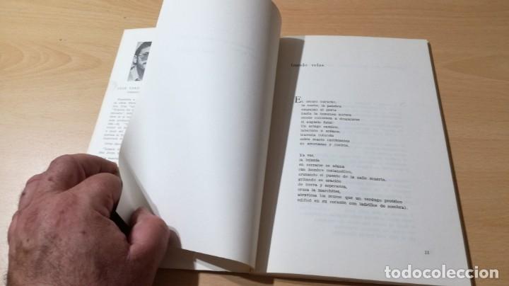 Libros de segunda mano: CANTOS DE TIERRA Y VERSO - JOSE VERON GORMAZ - DEDICATORIA AUTOGRAFA - INSTITUCION FERNADO EL CATOLI - Foto 9 - 175545207