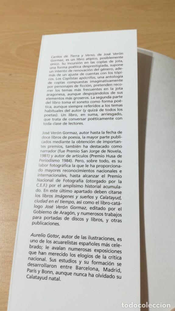 Libros de segunda mano: TRIPTICOS DE SILENCIO - CAVERNARIO - JOSE VERON GORMAZ - DEDICATORIA AUTOGRAFA/ I-405 - Foto 4 - 175545250