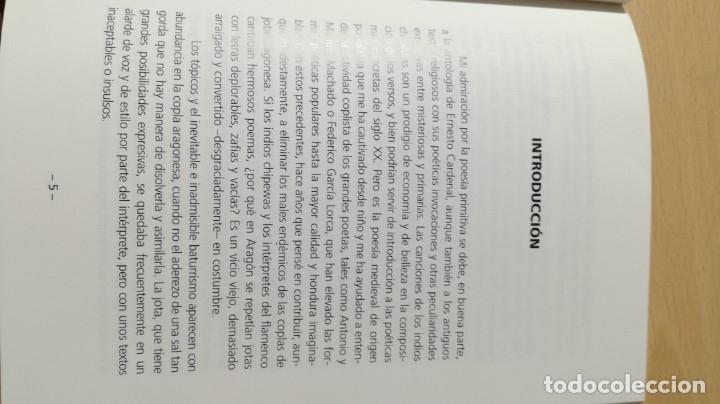 Libros de segunda mano: TRIPTICOS DE SILENCIO - CAVERNARIO - JOSE VERON GORMAZ - DEDICATORIA AUTOGRAFA/ I-405 - Foto 8 - 175545250