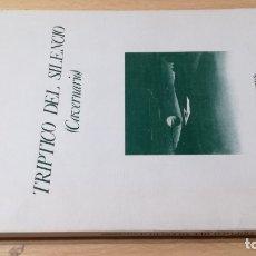 Libros de segunda mano: LA MUERTE SOBRE ARMANTES - JOSE VERON GORMAZ - DEDICATORIA AUTOGRAFA/ I-405. Lote 175545287