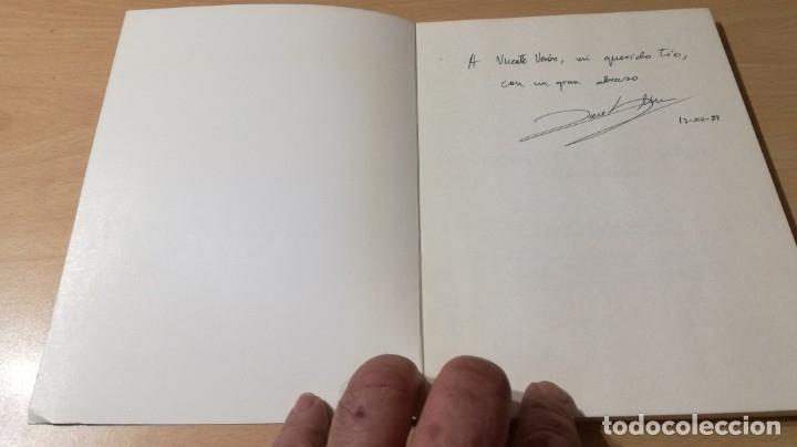 Libros de segunda mano: LA MUERTE SOBRE ARMANTES - JOSE VERON GORMAZ - DEDICATORIA AUTOGRAFA/ I-405 - Foto 4 - 175545287
