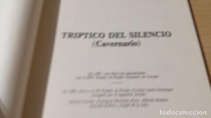 Libros de segunda mano: LA MUERTE SOBRE ARMANTES - JOSE VERON GORMAZ - DEDICATORIA AUTOGRAFA/ I-405 - Foto 6 - 175545287