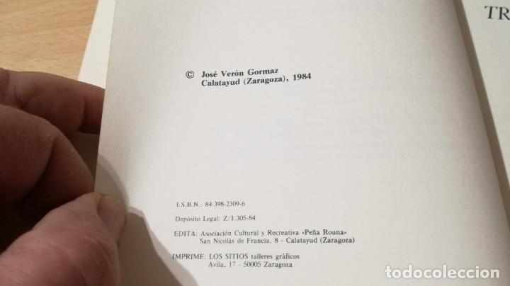 Libros de segunda mano: LA MUERTE SOBRE ARMANTES - JOSE VERON GORMAZ - DEDICATORIA AUTOGRAFA/ I-405 - Foto 8 - 175545287