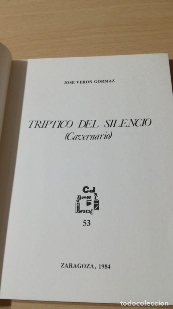 Libros de segunda mano: LA MUERTE SOBRE ARMANTES - JOSE VERON GORMAZ - DEDICATORIA AUTOGRAFA/ I-405 - Foto 9 - 175545287