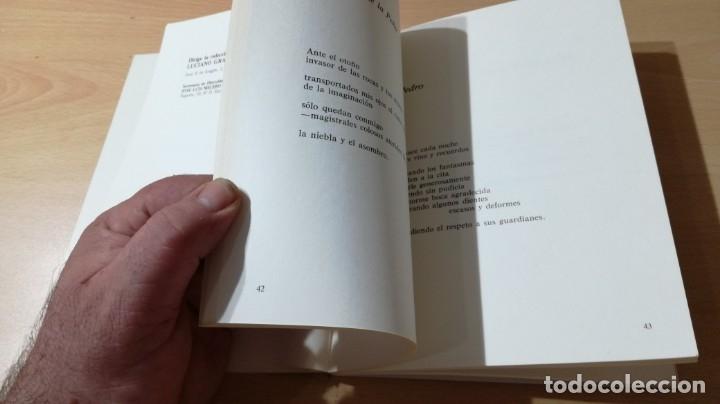 Libros de segunda mano: LA MUERTE SOBRE ARMANTES - JOSE VERON GORMAZ - DEDICATORIA AUTOGRAFA/ I-405 - Foto 11 - 175545287