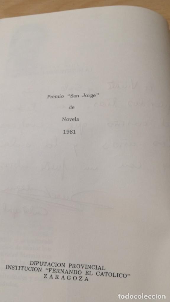 Libros de segunda mano: LA MUERTE SOBRE ARMANTES - JOSE VERON GORMAZ - DEDICATORIA AUTOGRAFA/ I-405 - Foto 8 - 175545334