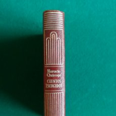 Libros de segunda mano: CUENTOS ESCOGIDOS. HORACIO QUIROGA. CRISOL N° 276. AGUILAR. Lote 175705087
