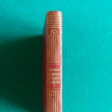 Libros de segunda mano: LAS MUERTES MISTERIOSAS DE LA HISTORIA. CABANES. CRISOL. AGUILAR. Lote 175706528