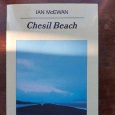 Libros de segunda mano: CHESIL BEACH IAN MCEWAN. Lote 175721468