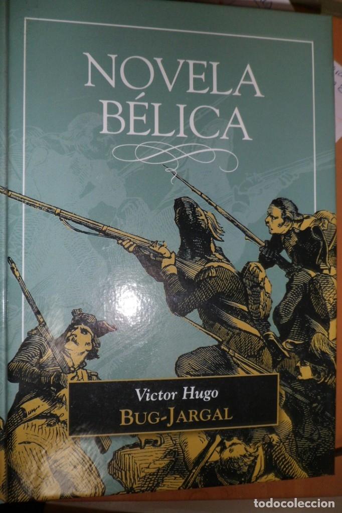 NOVELA BÉLICA. BUG-JARGAL. VICTOR HUGO (Libros de Segunda Mano (posteriores a 1936) - Literatura - Narrativa - Otros)