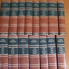 Libros de segunda mano: PREMIOS NADAL EDICIONES DESTINO 15 TOMOS VER FOTOS. Lote 175849780