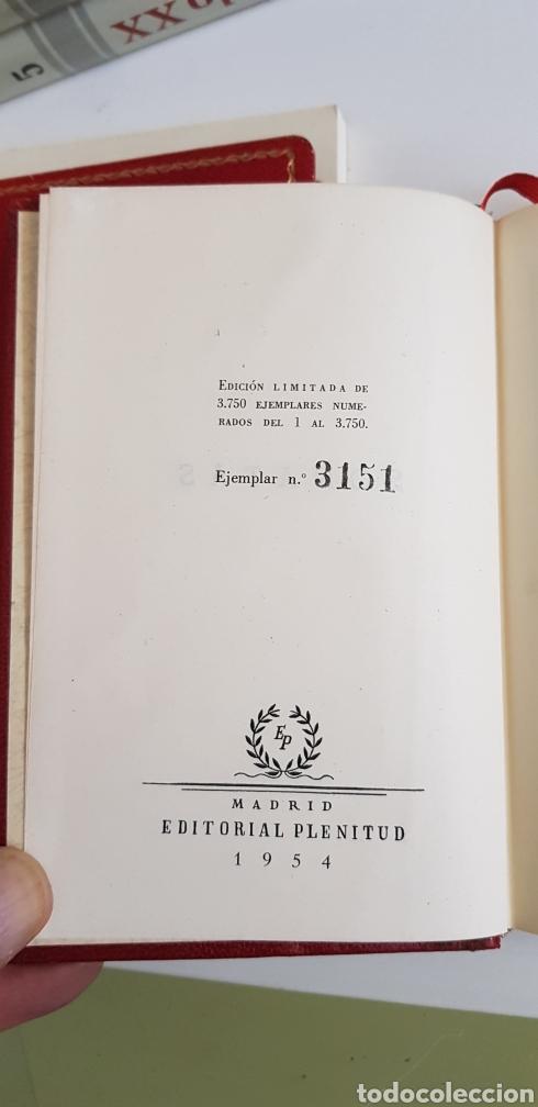 Libros de segunda mano: Ramón María Valle Inclán. Sonatas. Editorial Plenitud. 1954. Ejemplar numerado nº 3151, - TDK19 - Foto 3 - 175874205