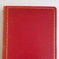 Libros de segunda mano: RAMÓN MARÍA VALLE INCLÁN. SONATAS. EDITORIAL PLENITUD. 1954. EJEMPLAR NUMERADO Nº 3151, - TDK19. Lote 175874205