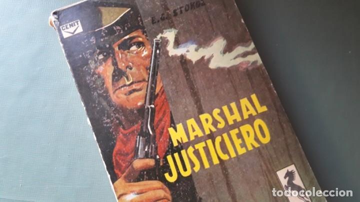 Libros de segunda mano: MARSHAL JUSTICIERO. (E.G. Stokoe). Muy escaso - Foto 3 - 175943739