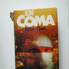 Libros de segunda mano: EN COMA, ROBIN COOK, CIRCULO DE LECTORES, AÑO 1978, 337 PAGINAS, TAPA DURA. Lote 176456618