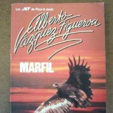 Libros de segunda mano: MARFIL (ALBERTO VAZQUEZ FIGUEROA) PLAZA & JANES. Lote 176667265