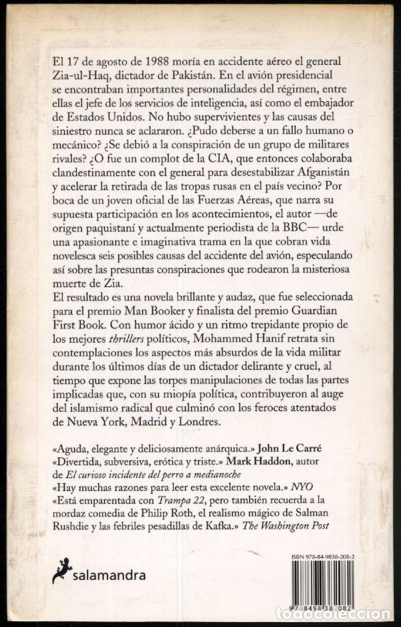 Libros de segunda mano: LA EXPLOSION DE LOS MANGOS.- Mohammed Anif - Foto 4 - 176997920
