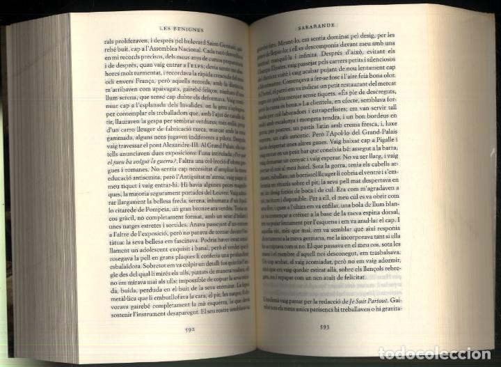 Libros de segunda mano: LES BENIGNES .- Jonathan Littell - Foto 3 - 176999977