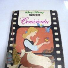 Libros de segunda mano: WALT DISNEY. CENICIENTA. 1985. ILUSTRADO A COLOR. MADRID. Lote 177230354