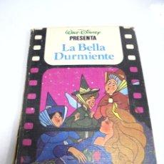 Libros de segunda mano: WALT DISNEY. LA BELLA DURMIENTE. 1985. ILUSTRADO A COLOR. MADRID. Lote 177230707