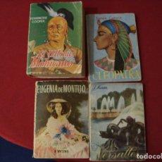 Livres d'occasion: 4 LIBRITOS DE ENCICLOPEDIA PULGA. Lote 177429268