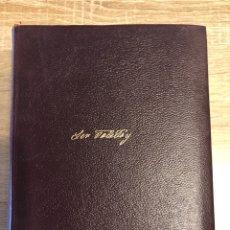 Libros de segunda mano: OBRAS. TOMO I. LEON NIKOLAIEVICH TOLSTOI. EDICIONES AGUILAR. MADRID, 1965. PAGS: 1895. LEER.. Lote 177614434