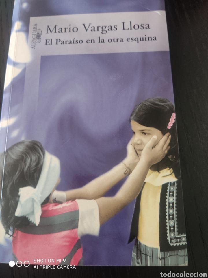 EL PARAÍSO EN LA OTRA ESQUINA, VARGAS LLOSA (Libros de Segunda Mano (posteriores a 1936) - Literatura - Narrativa - Otros)
