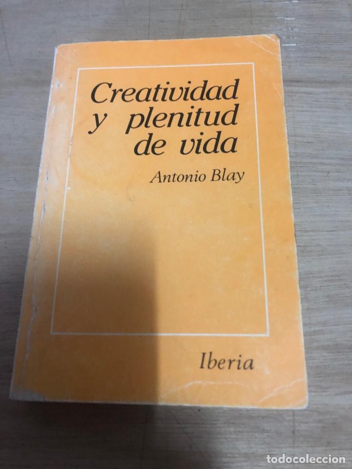 CREATIVIDAD Y PLENITUD DE VIDA (Libros de Segunda Mano (posteriores a 1936) - Literatura - Narrativa - Otros)