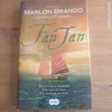 Libros de segunda mano: FAN TAN BRANDO, MARLON PUBLICADO POR SUMA DE LETRAS (2005) 275PP. Lote 177723218