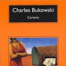 Libros de segunda mano: CARTERO. - BUKOWSKI, CHARLES.. Lote 178011352