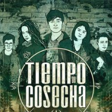 Libros de segunda mano: TIEMPO DE COSECHA. - BUTCHER, ANDREW.. Lote 178011442