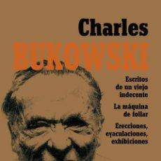 Libros de segunda mano: CHARLES BUKOWSKI. - BUKOWSKI, CHARLES.. Lote 178011514