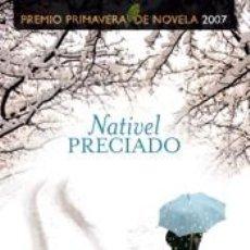 Libros de segunda mano: CAMINO DE HIERRO - PP 2007. - PRECIADO, NATIVEL.. Lote 178017170
